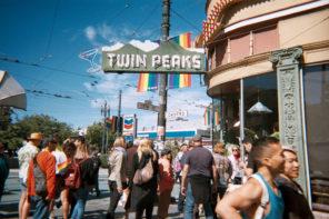 De paseo, Twin Peaks